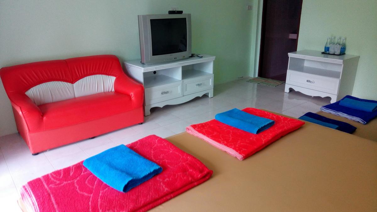 Family 4 Bed ห้องสำหรับครอบครัว